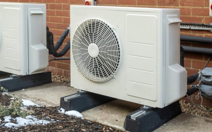 Heat Pumps and the Environment